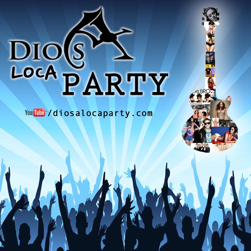 DIOSA LOCA PARTY